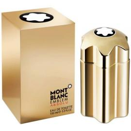 Emblem Absolu by Mont Blanc for Men - Eau de Toilette