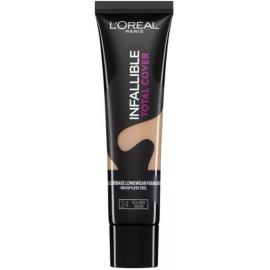 L'oreal Infallible Total Cover Foundation -24 Golden Beige