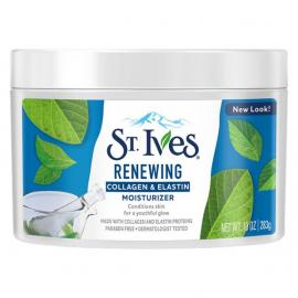 St. Ives Facial Moisturizer Renewing Skin Collagen& Elastin,283 g