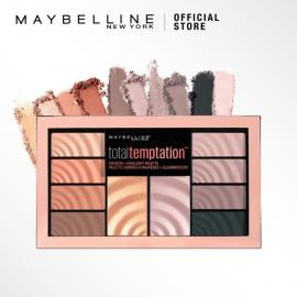 TOTAL TEMPTATION EYESHADOW& HIGHLIGHT PALETTE