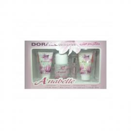 Dorall Collection Anabelle - EDP - For Women -100ml   EDP Roller Ball - 10ml   Hand& Body Lotion - 50ml   Shower Gel - 50ml