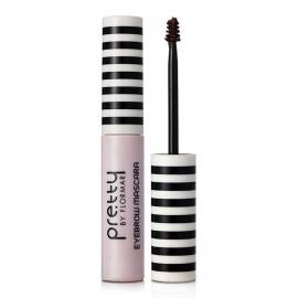 Pretty By Flormar Eyebrow Mascara Medium 02