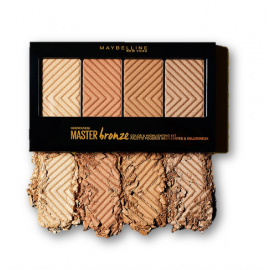 Maybelline Master Bronze Colour and Highlighting Kit