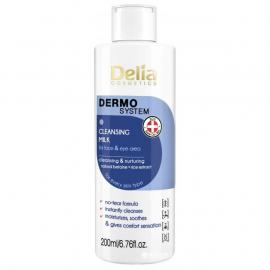 Delia Cleansing Milk Face& Eye 200ml