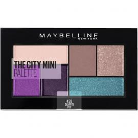 Maybelline New York The City Mini Eyeshadow Palette - 450 Graffiti Pop