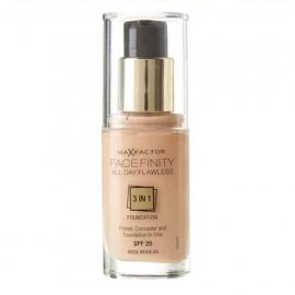 Max Factor FaceFinity All Day Flawless 3 In 1 Foundation -  65 Rose Beige