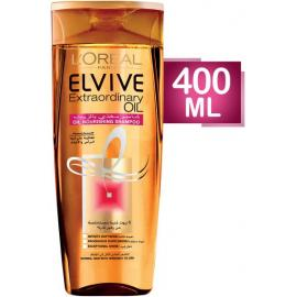 Elvive Oil Shampoo Normal to Dry Hair - 400ml