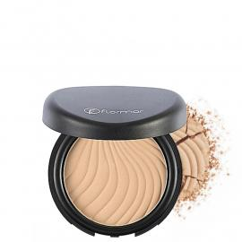 Flormar Compact Face Powder -091MEDIUM PEACH BEIGE