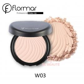 Flormar-W03- Wet And Dry Face Powder