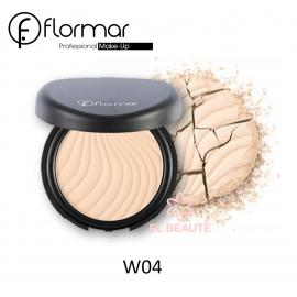 Flormar-W04- Wet And Dry Face Powder