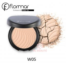 Flormar-W05- Wet And Dry Face Powder