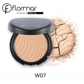 Flormar-W07- Wet And Dry Face Powder