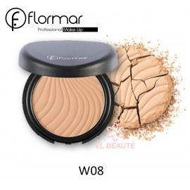 Flormar-W08- Wet And Dry Face Powder