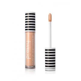 Pretty By Flormar-01- Cover Up Liquid Concealer-LIGHT IVORY