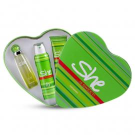 She is sweet Gift Set Eau de Toilette, 50 ml- With Deodorant& Body Lotion