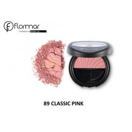 Flormar -89-Blusher On -Classic Pink