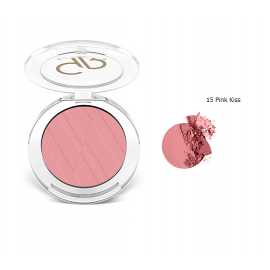 GOLDEN ROSE -15-Powder Blush