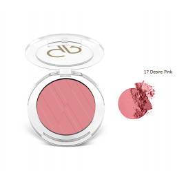 GOLDEN ROSE -17-Powder Blush