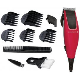 Remington Hc5018 Hair Clipper For Man, Red