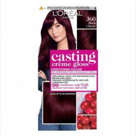 L'oreal Casting Creme Gloss 360 Dark red