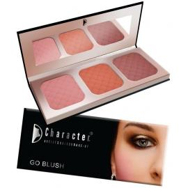 Character 3 Color Blusher - NTE002