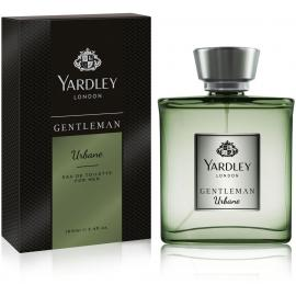 Gentleman Urbane by Yardley for Men - Eau de Toilette, 100ml