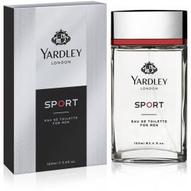 Yardley London Sport for Men - Eau de Toilette, 100ml