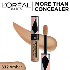 L'Oreal Paris Infallible More Than Concealer - 332 amber