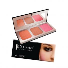Character 3 Color Blusher - NTE001
