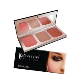 Character 3 Color Blusher - NTE003