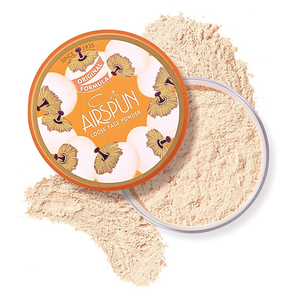 Coty Airspun Loose Face Powder-Translucent Tone Loose Face Powder 070-24
