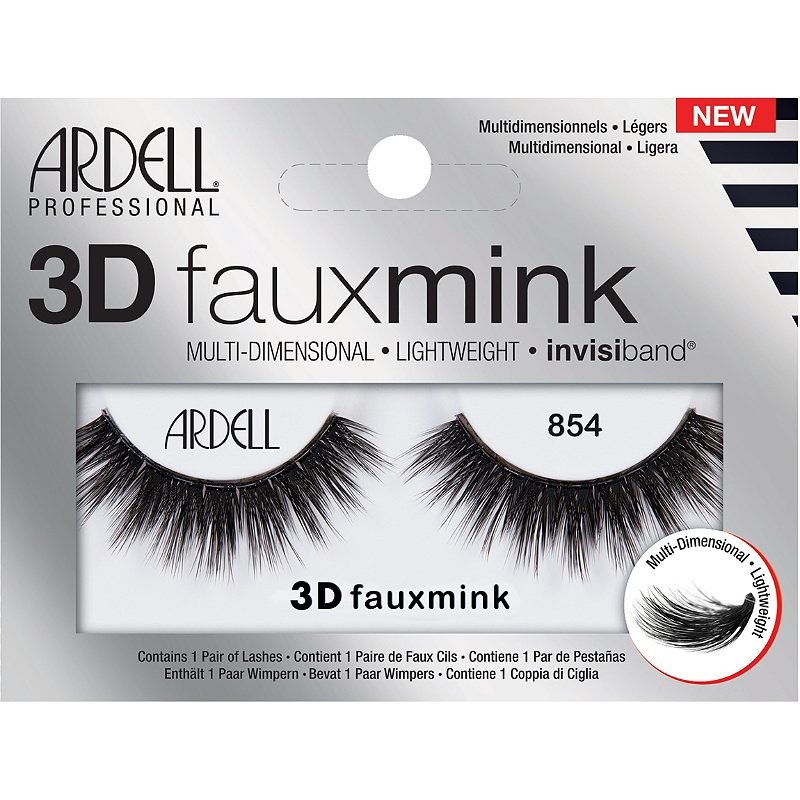 Ardell 3D Fauxmink Eye Lashes - 854