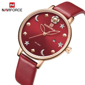 Naviforce Watch For Women NF5009 RG/R